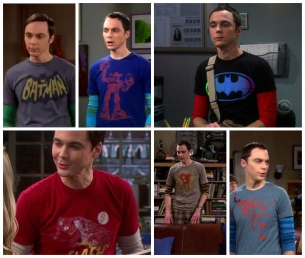 sheldon-superhero-t-shirts